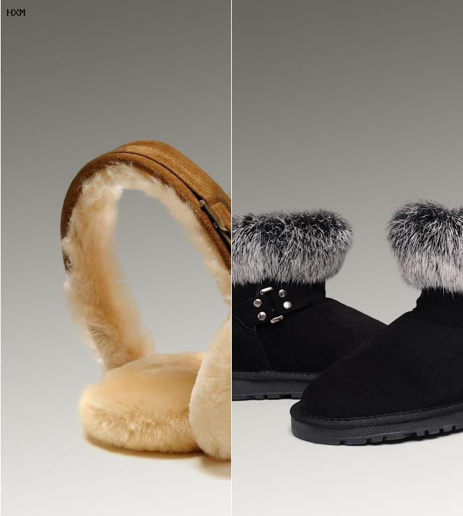 ugg schoenen voor mannen
